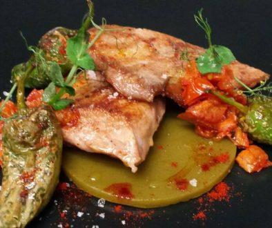 Secreto con Gelle de pimiento Quinta Gama foodVAC - Ventajas del sous-vide